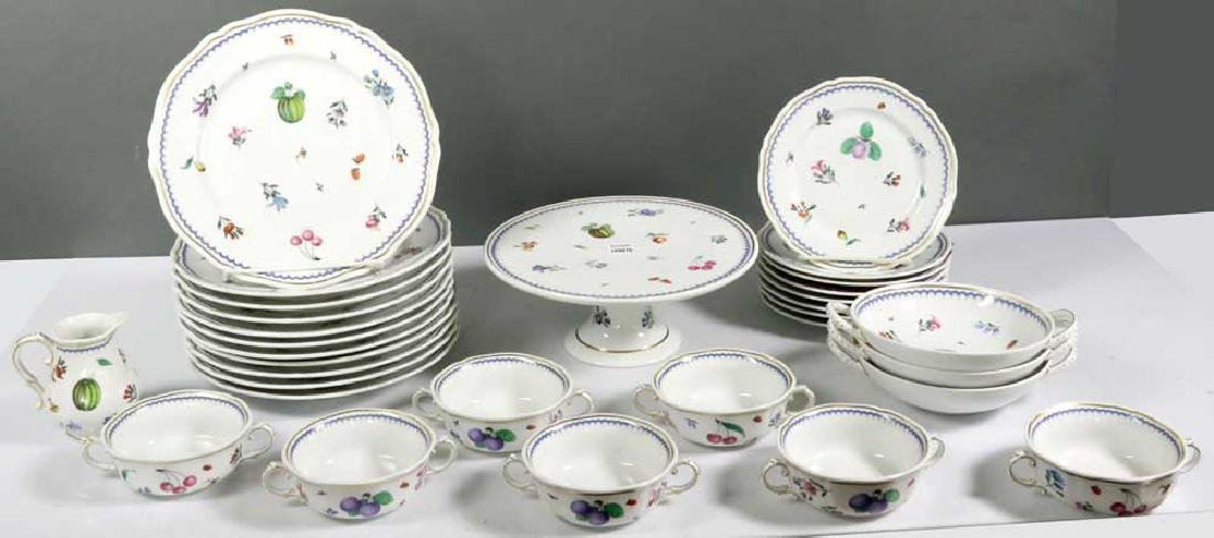 Richard Ginori Italy China Dinner Service