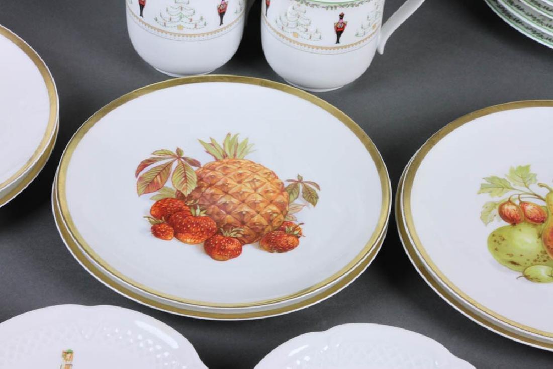 Continental Porcelain Tableware - 5