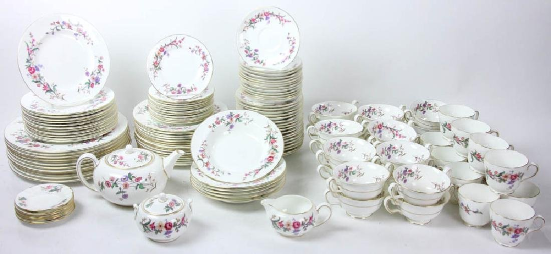 Wedgwood China Devon Sprays Pattern