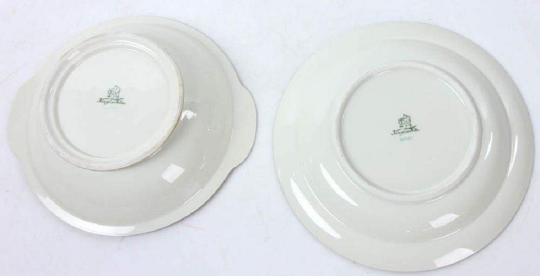 German Porcelain Dinner Ware - 10