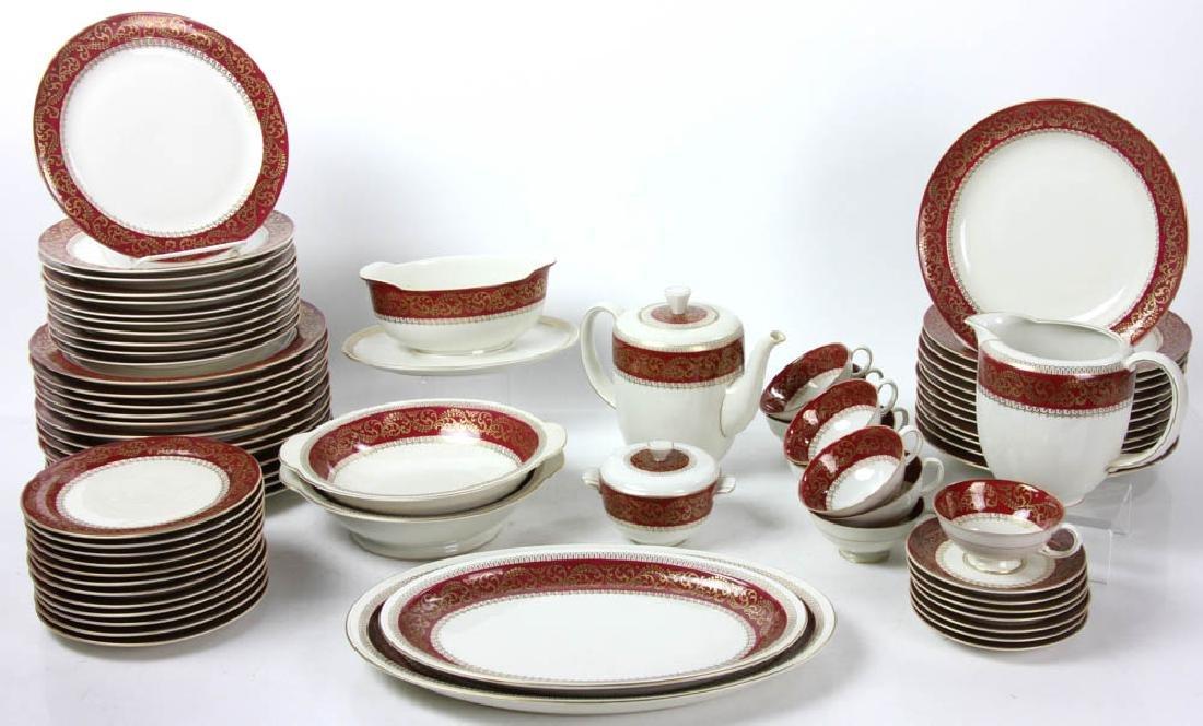 German Porcelain Dinner Ware