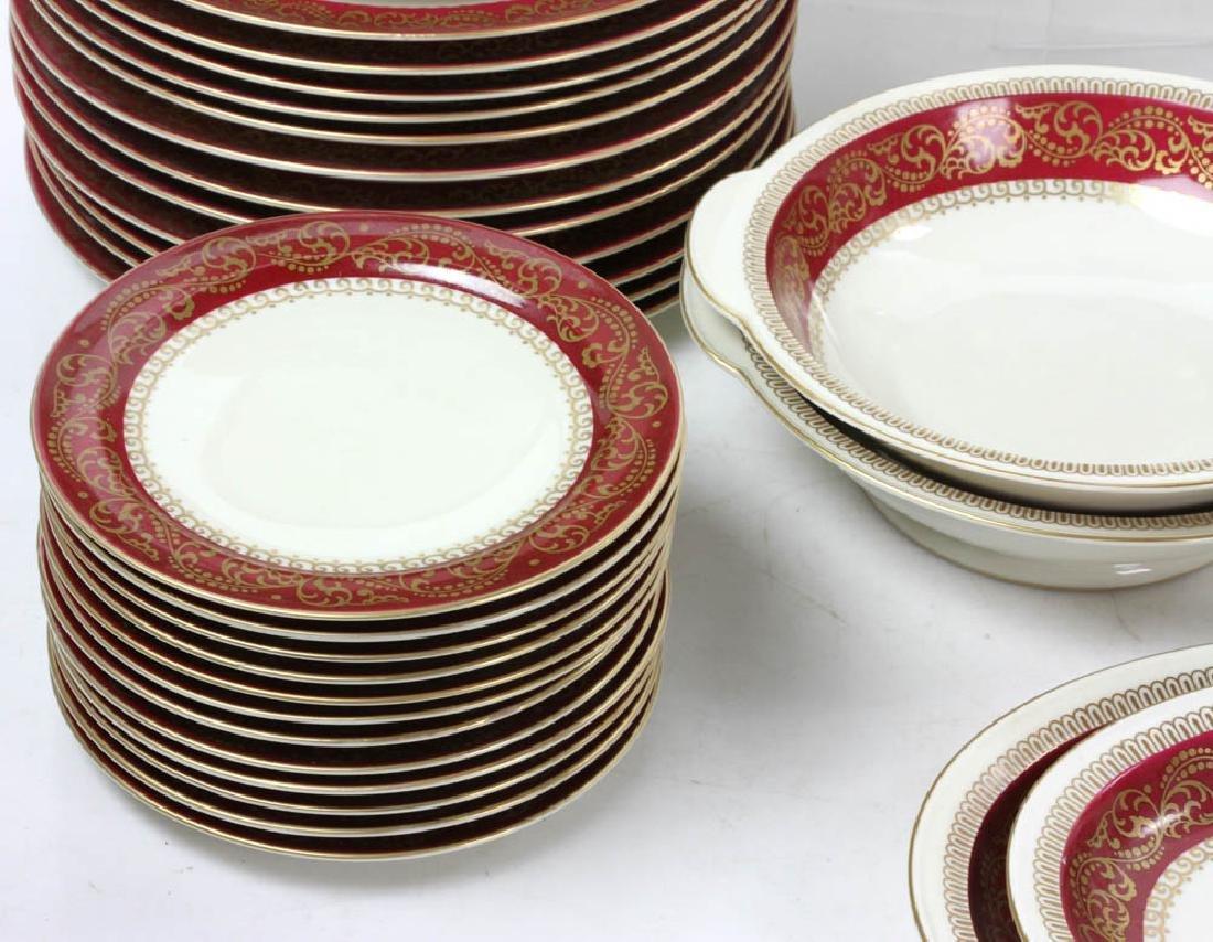 German Porcelain Dinner Ware - 5
