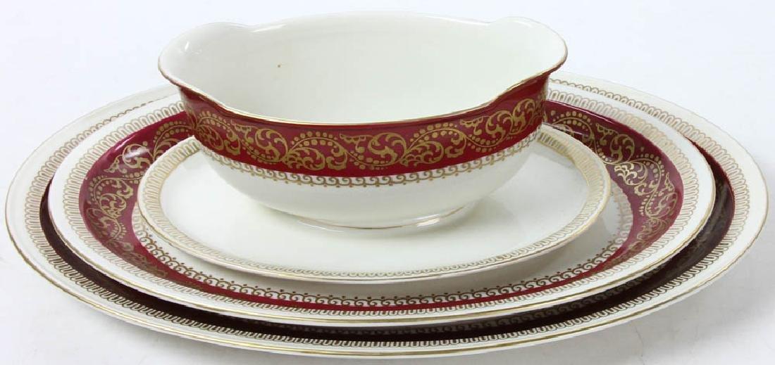 German Porcelain Dinner Ware - 7