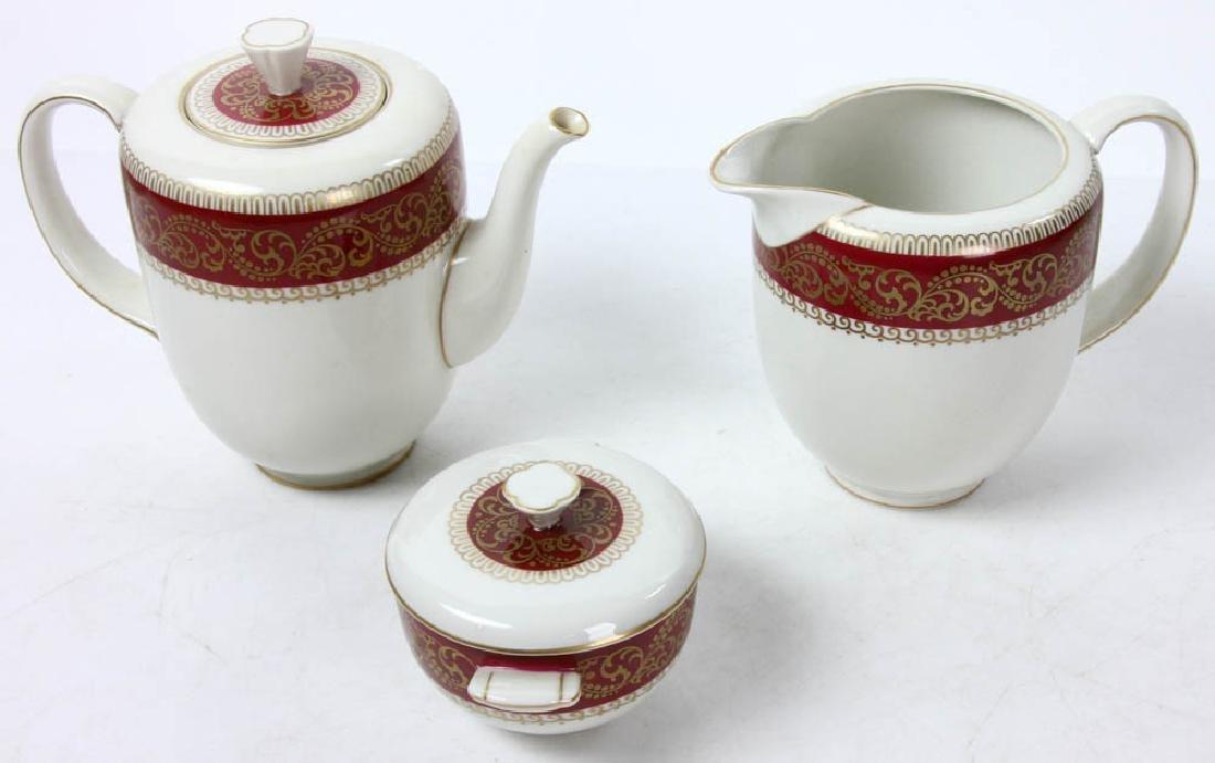 German Porcelain Dinner Ware - 8