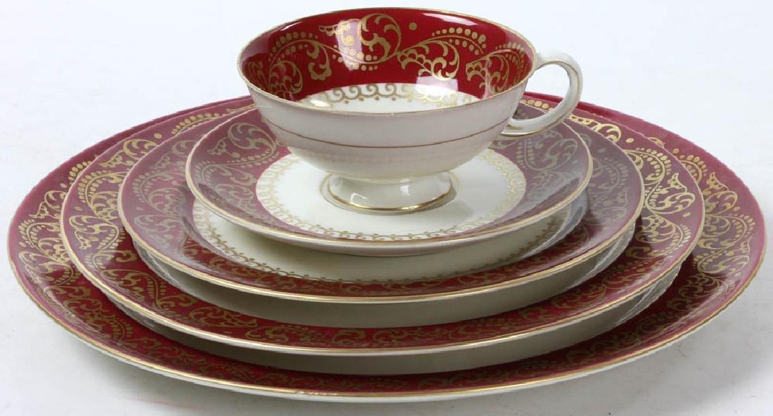 German Porcelain Dinner Ware - 9