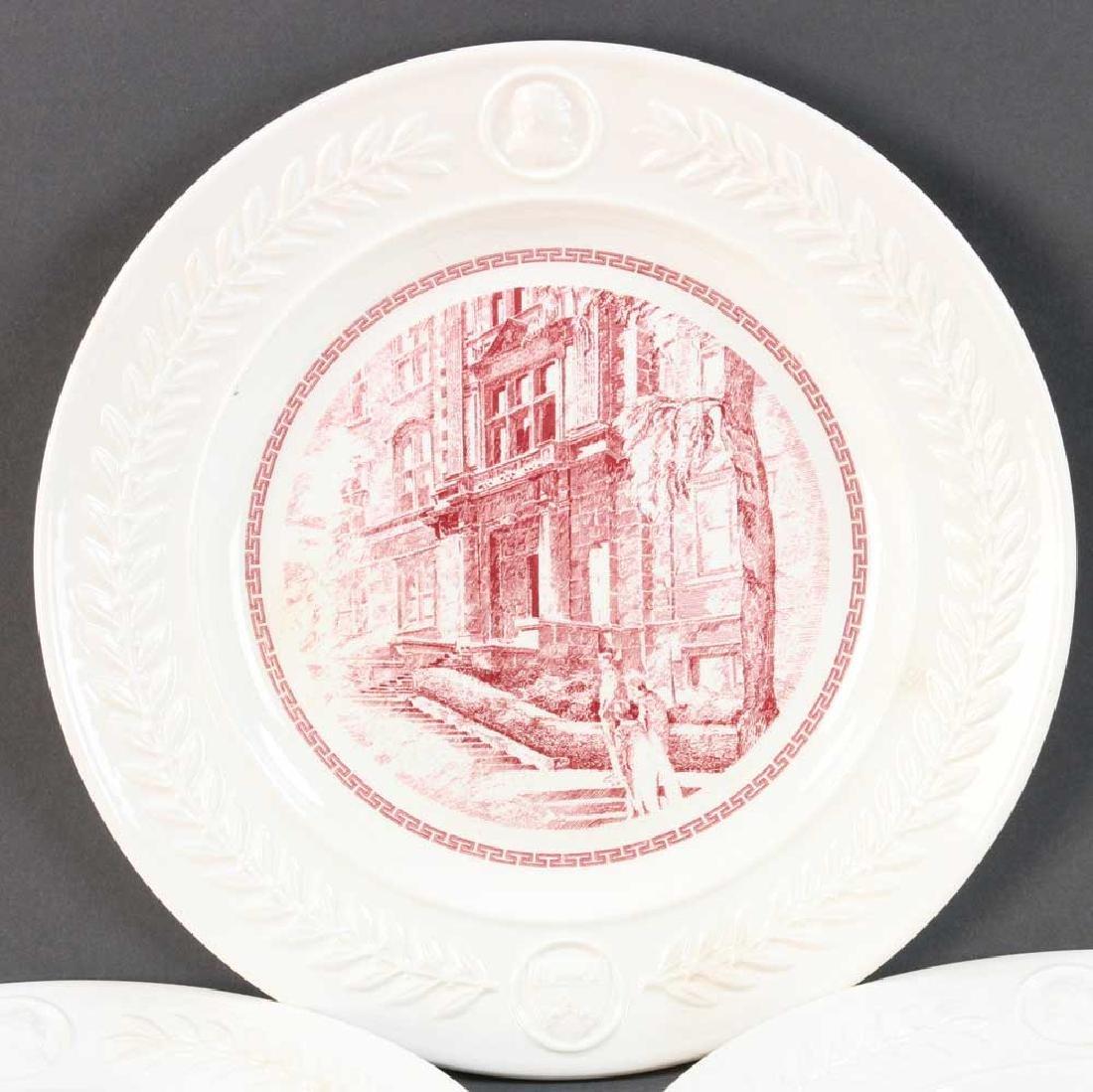 Wedgwood Pennsylvania University Plates - 2