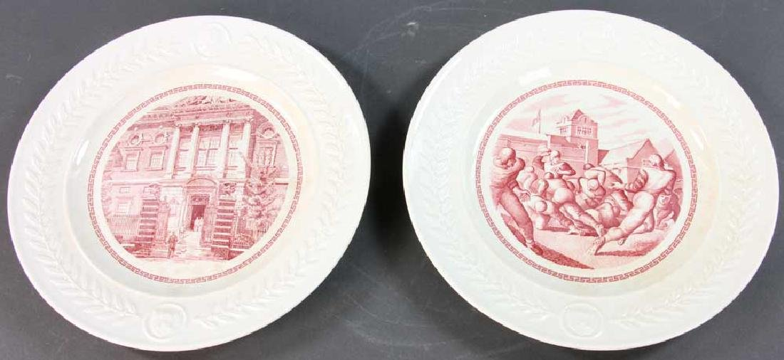 Wedgwood Pennsylvania University Plates - 3