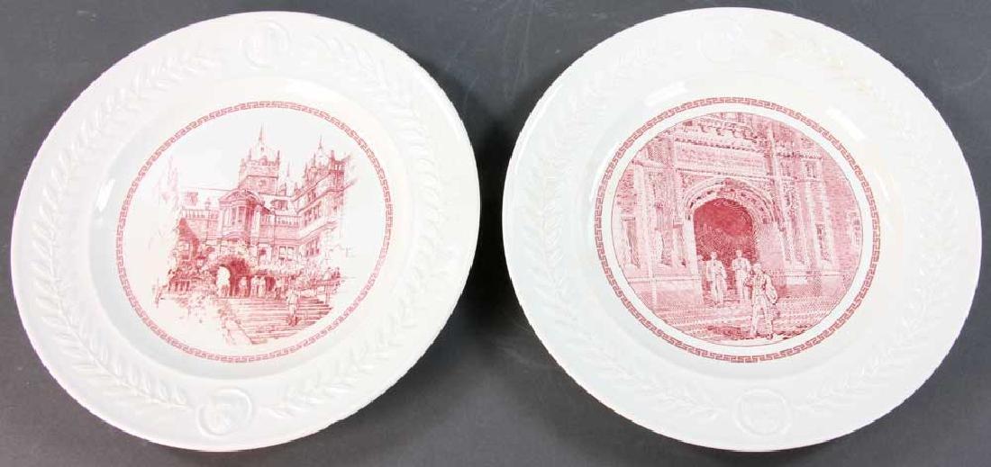 Wedgwood Pennsylvania University Plates - 7