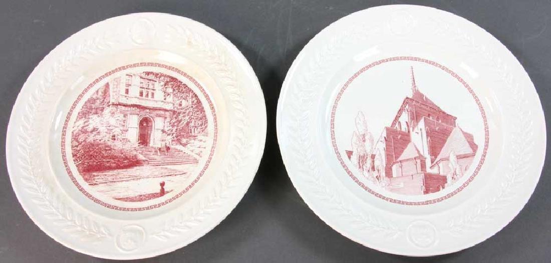 Wedgwood Pennsylvania University Plates - 9