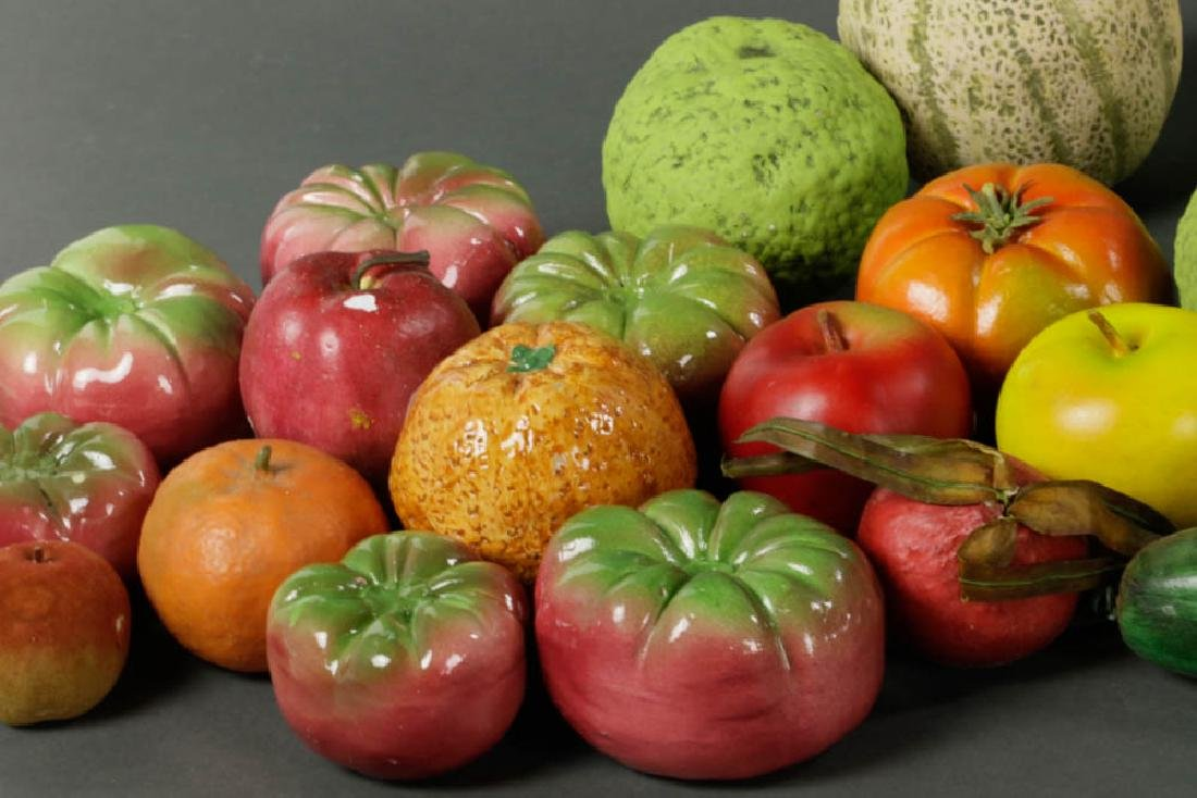 Figural Fruit and Vegetable Collection - 3