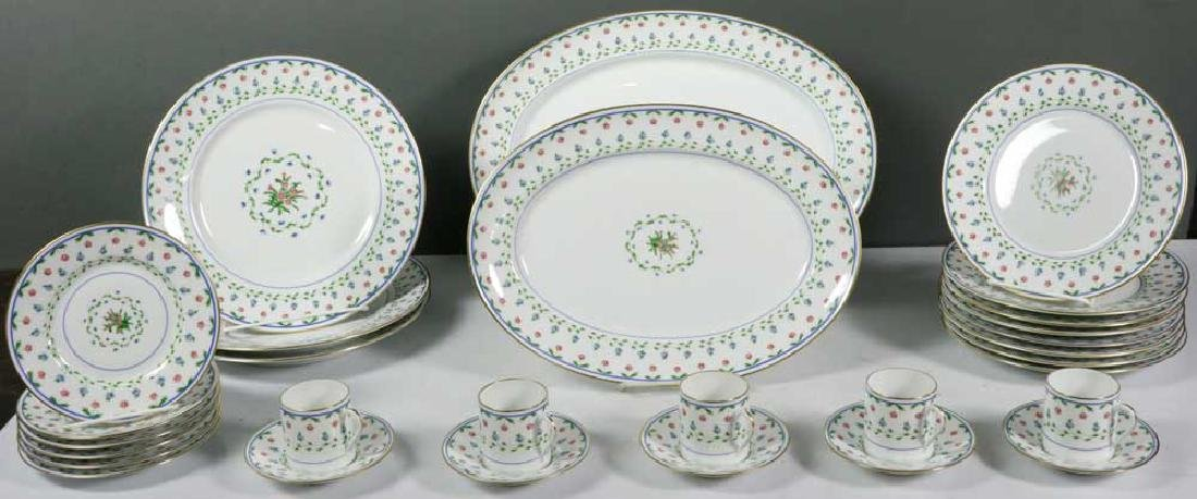 Limoges China Lafayette Pattern