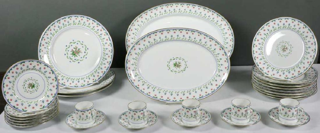 Limoges China Lafayette Pattern