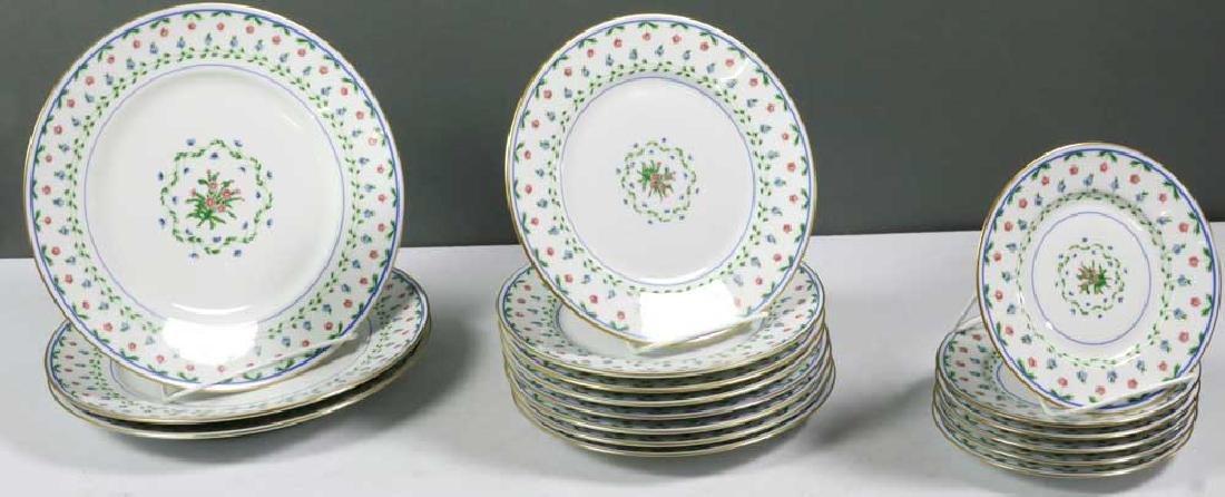 Limoges China Lafayette Pattern - 6