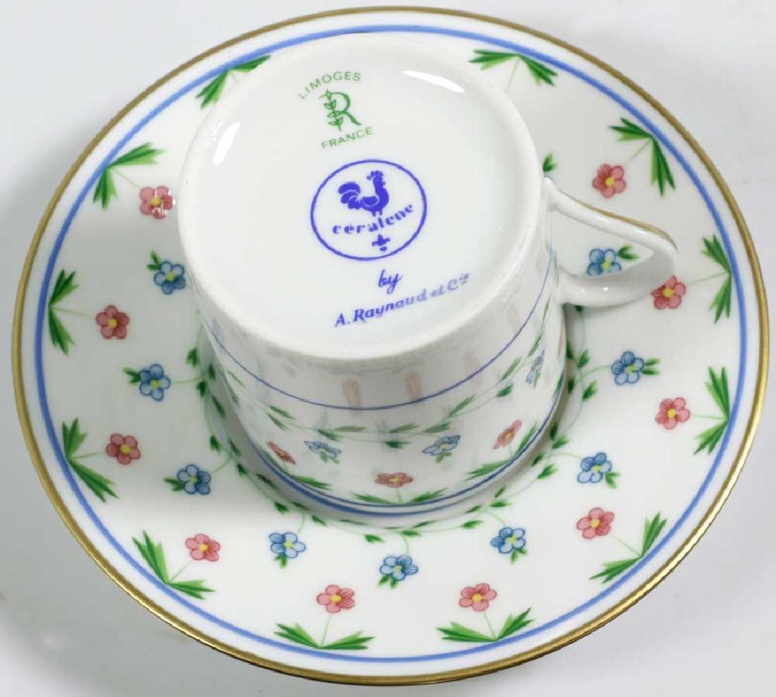 Limoges China Lafayette Pattern - 9