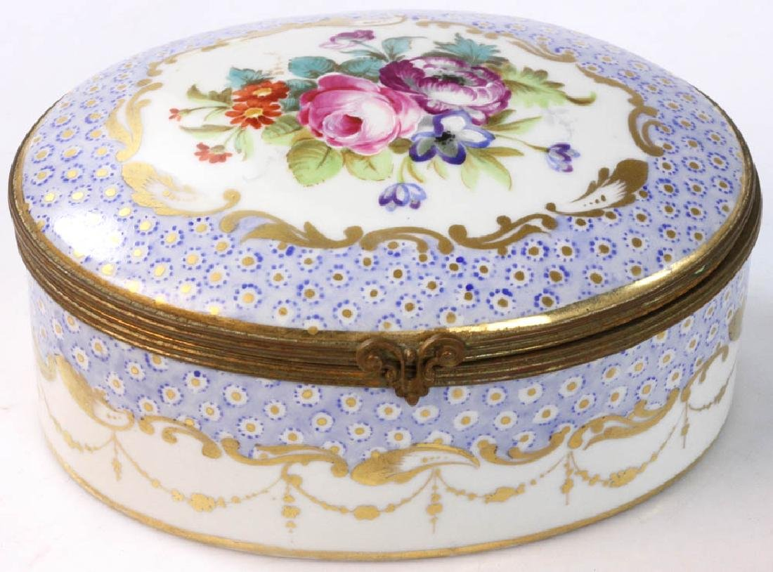 Collection of Covered Boxes - 3