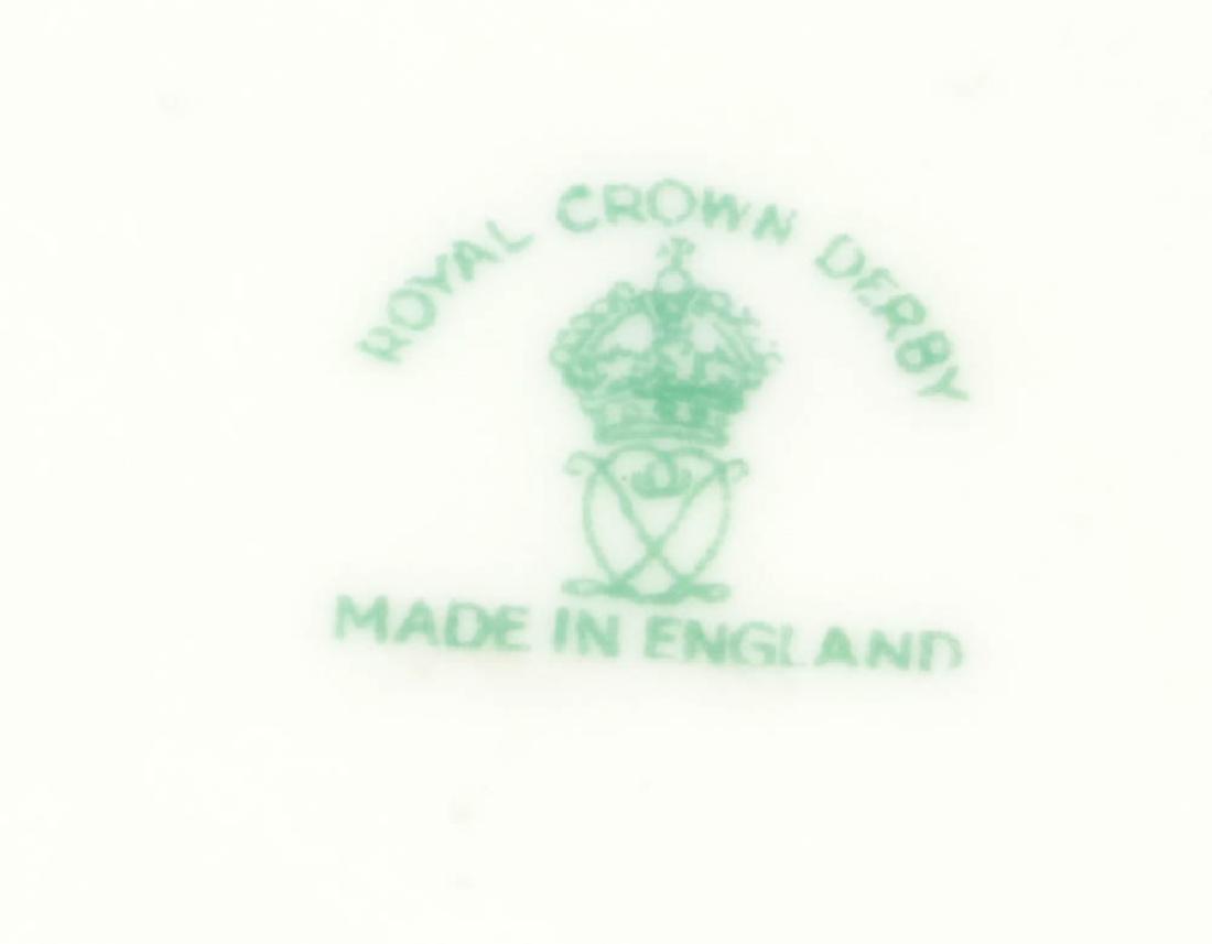 Royal Crown Derby China Heraldic Pattern - 5