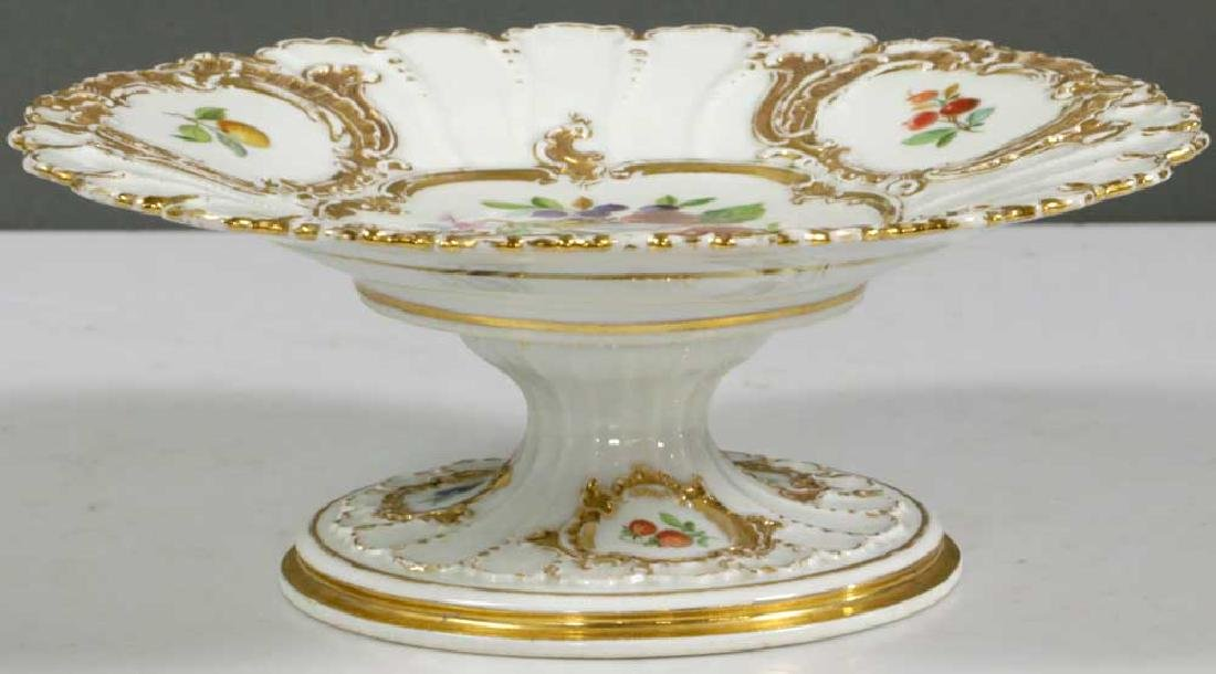 Meissen Hand Decorated Compote - 2