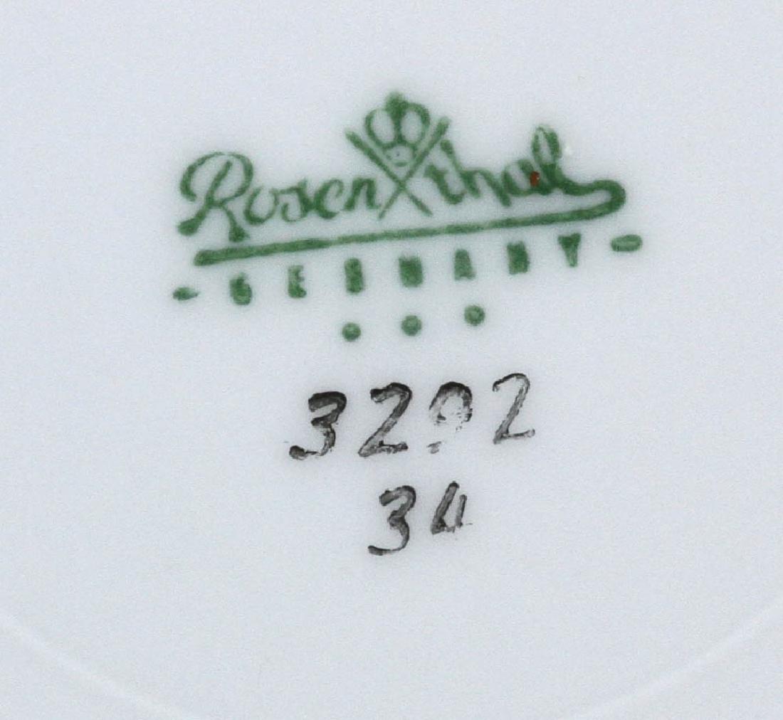Rosenthal China Dinnerware - 10