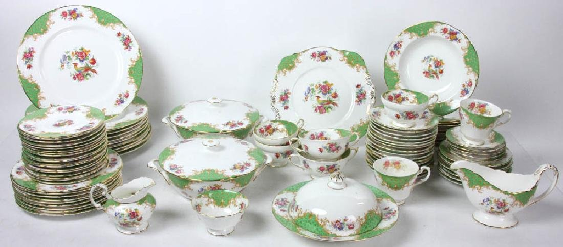 Paragon China Rockingham Pattern