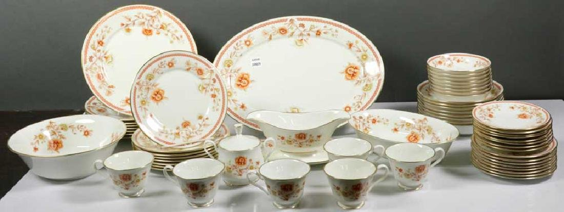 Oxford Bone China by Lenox Lotus Garden