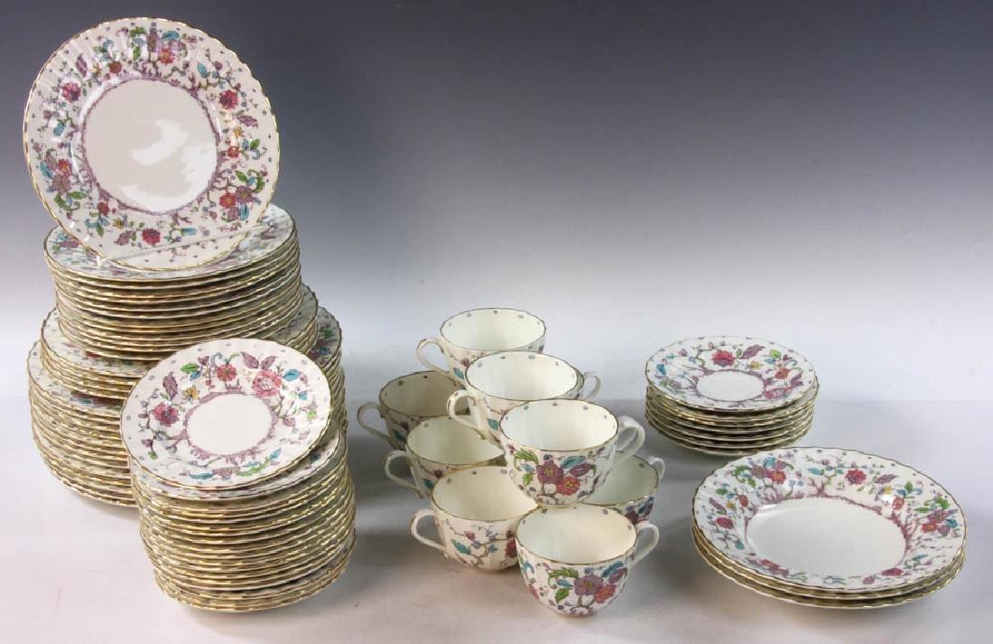 Royal Worcester China Kashmir Pattern