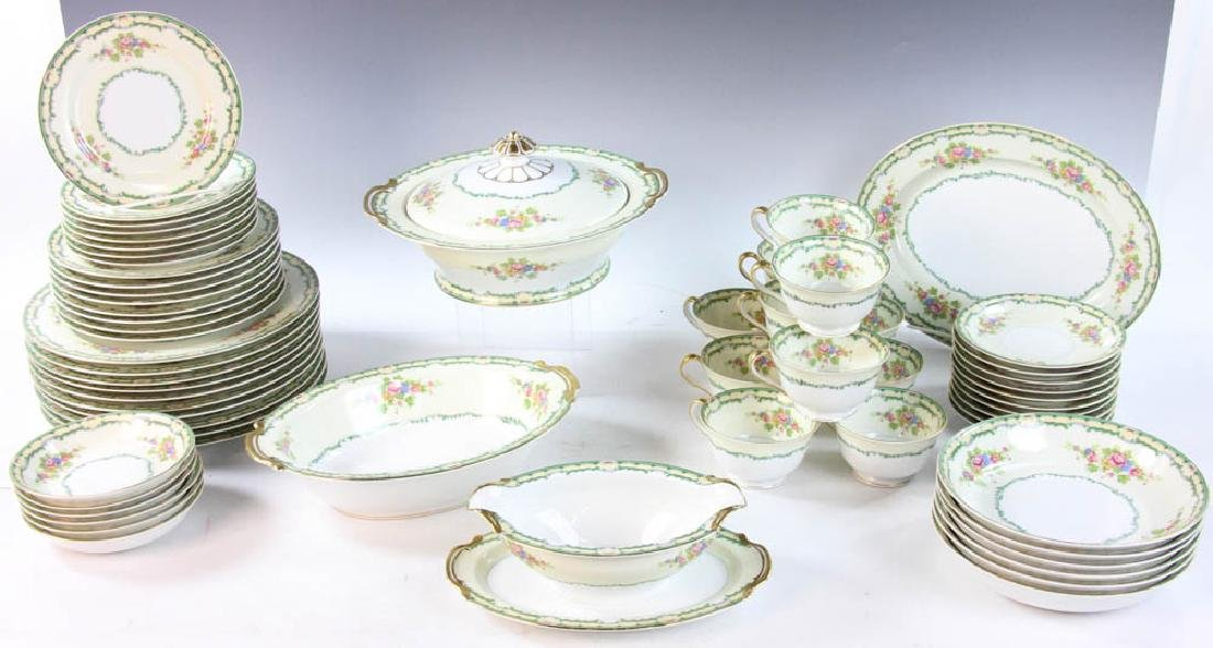 Noritake China Dorinda Pattern