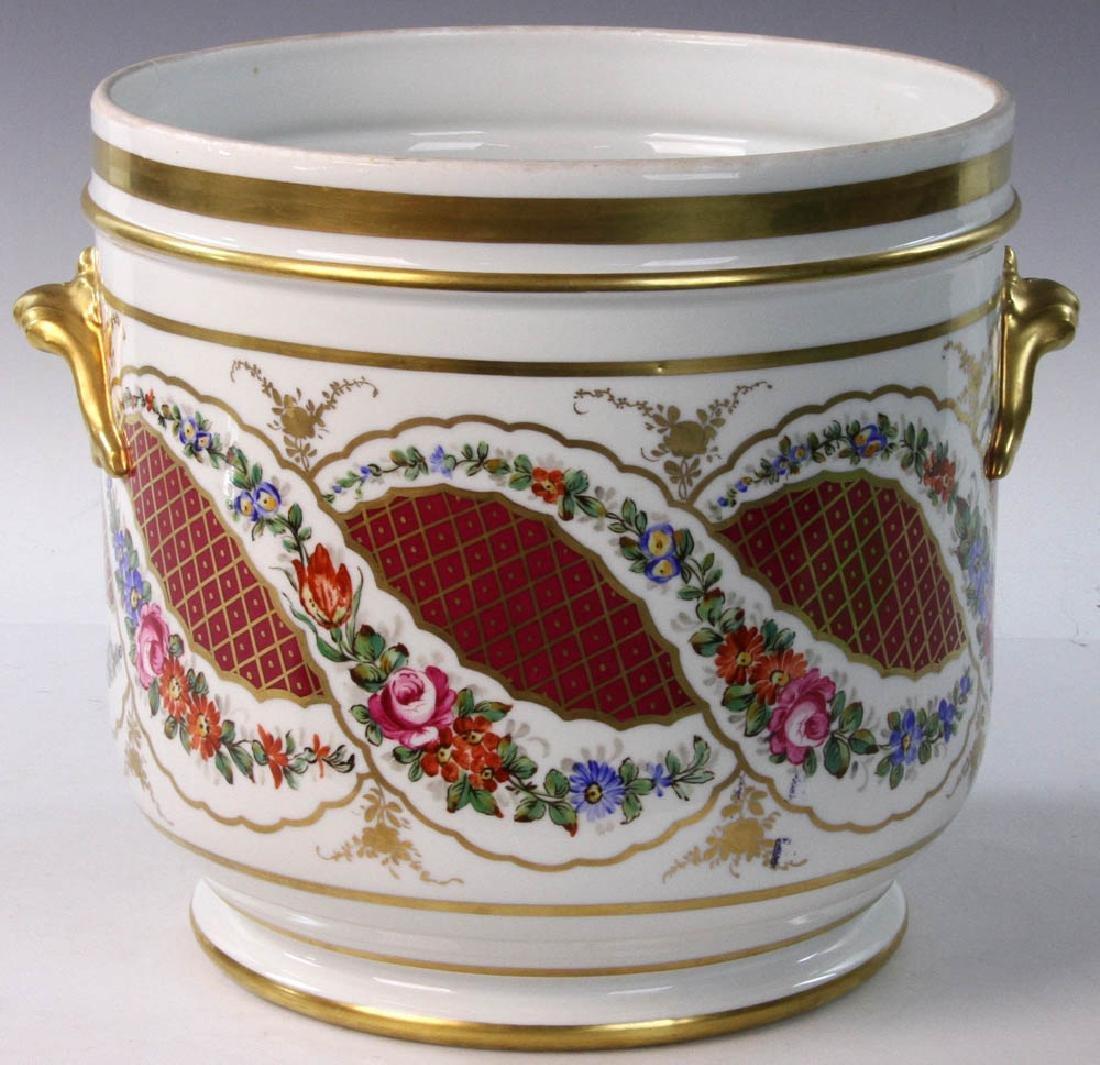 Paris Porcelain Jardiniere