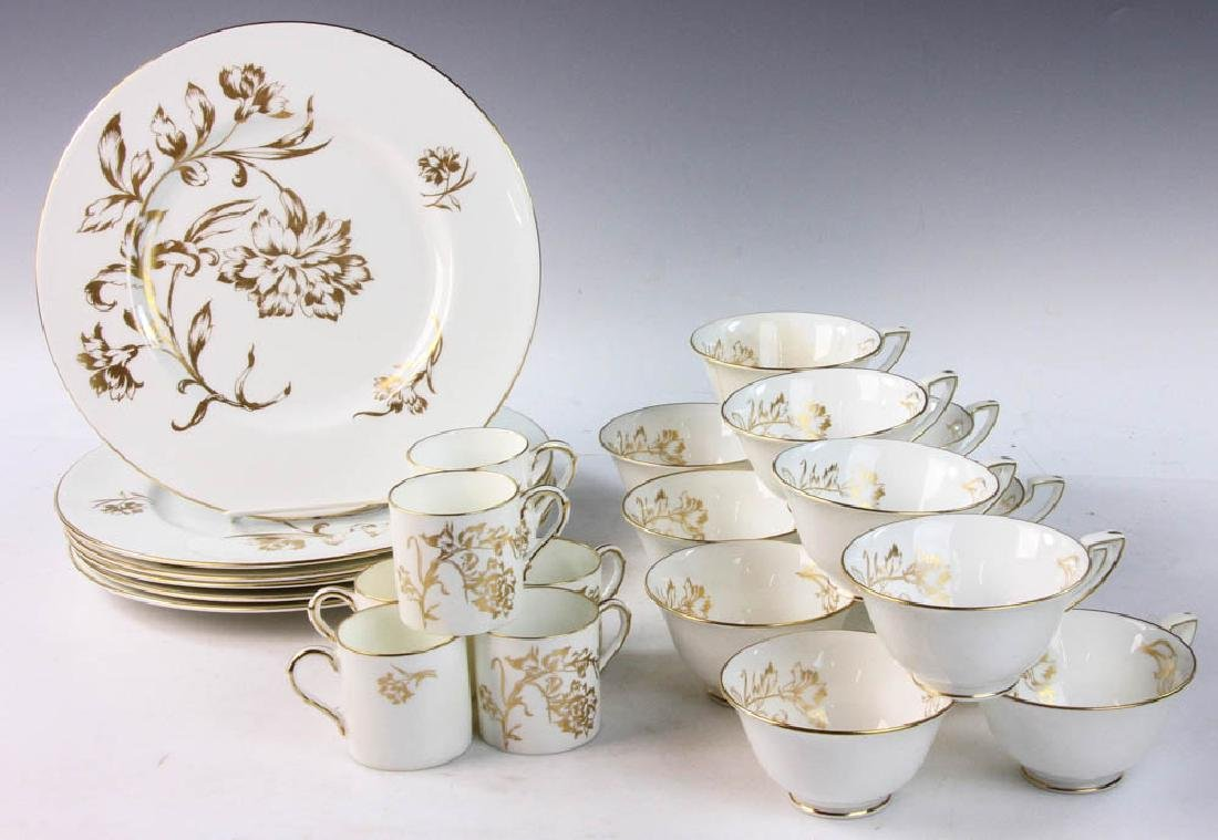 Royal Worcester China Carnation Pattern
