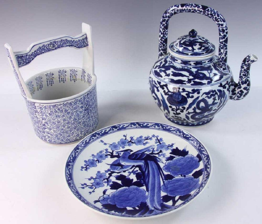 Chinese Decorative Porcelains