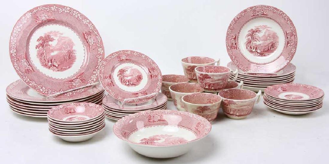 Royal Staffordshire Pottery Jenny Lind