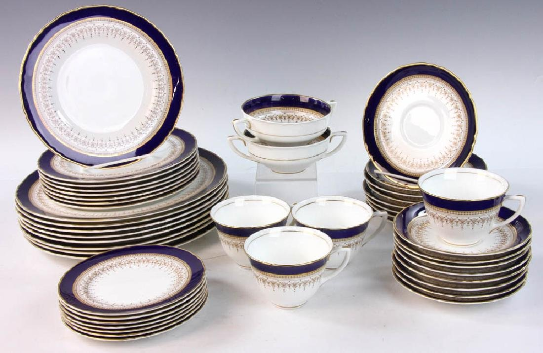 Royal Worcester China Regency Pattern