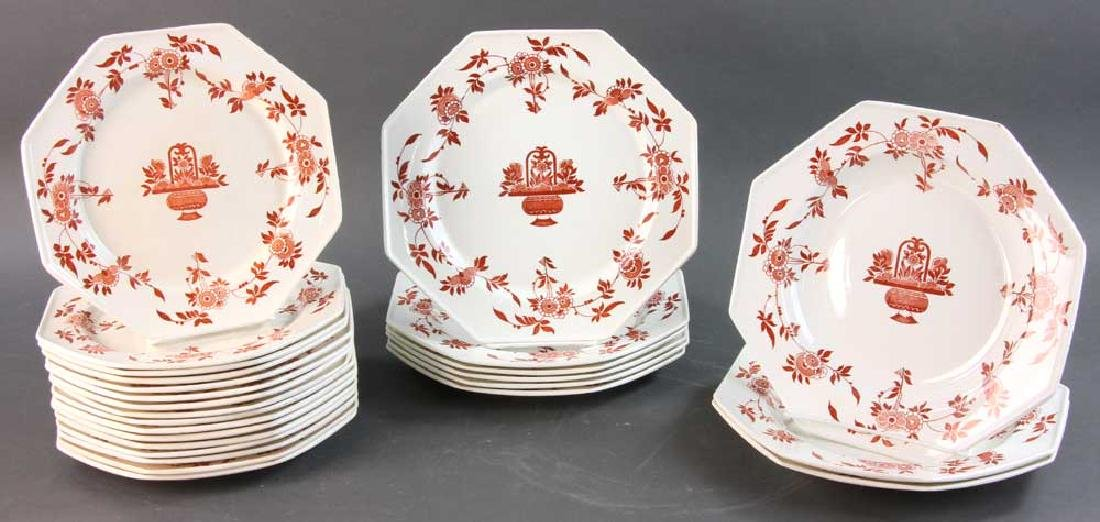Minton China  Delft Pattern