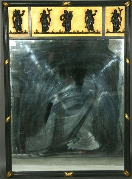 1008: 20th C. Neoclassical Mirror