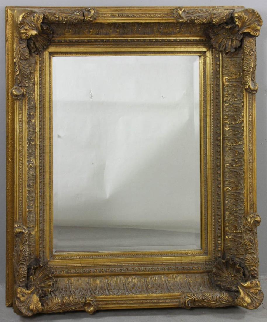 19thC Gilt Frame Mirror