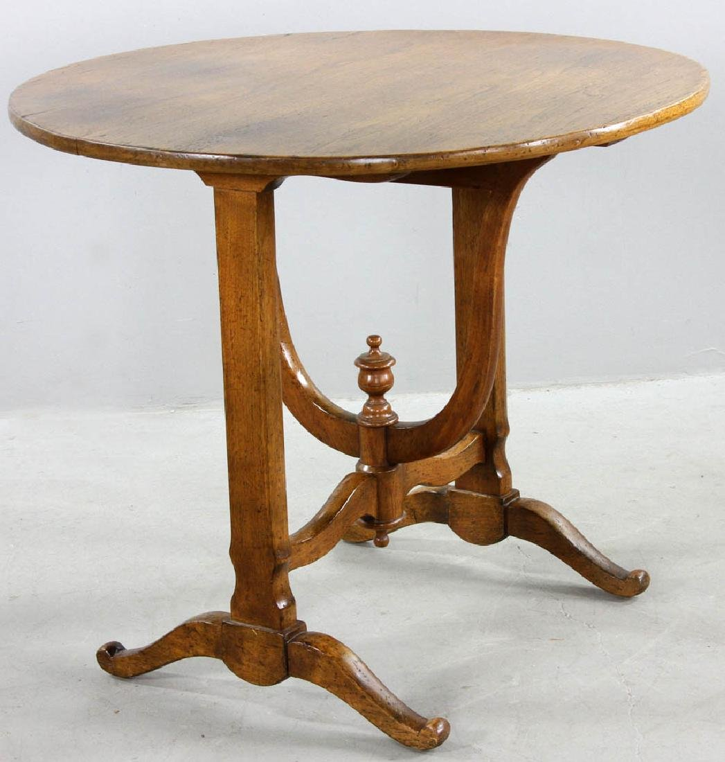 Mixed Wood Center Table