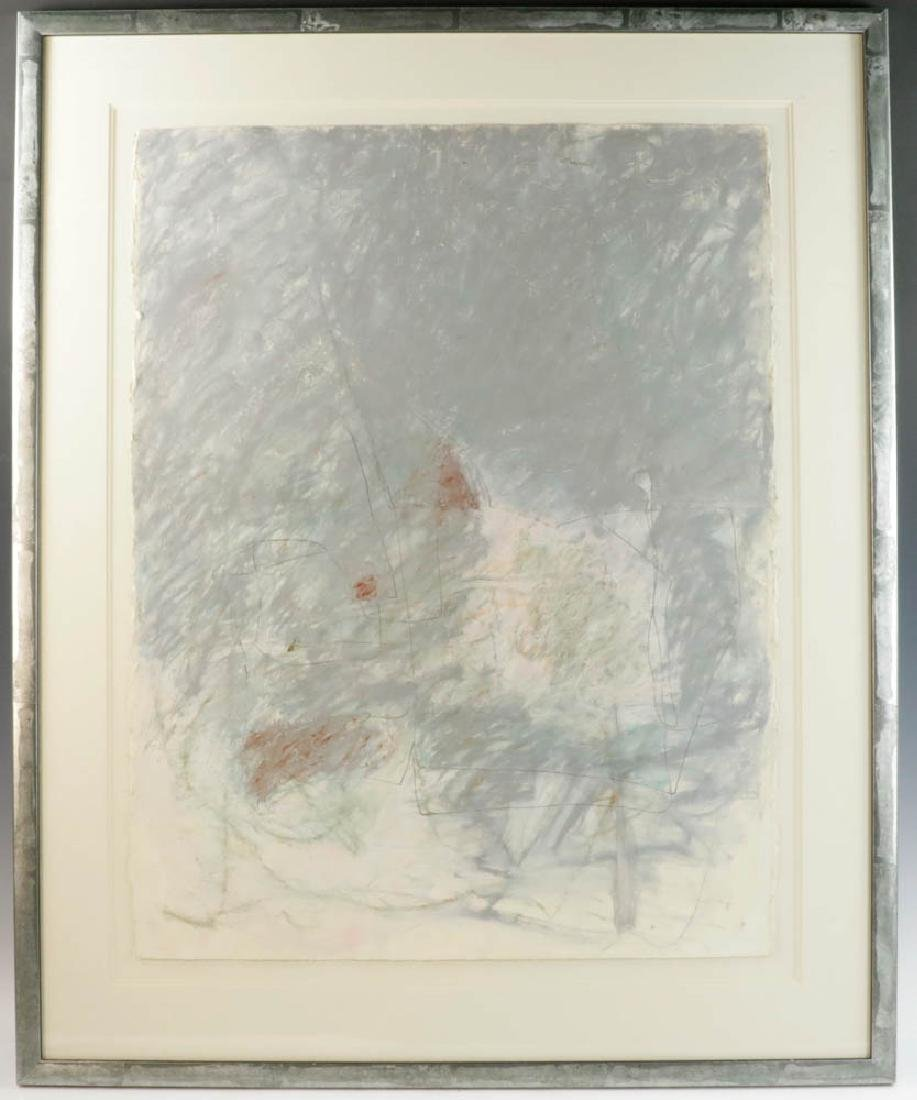 Unsigned Abstract Pastel