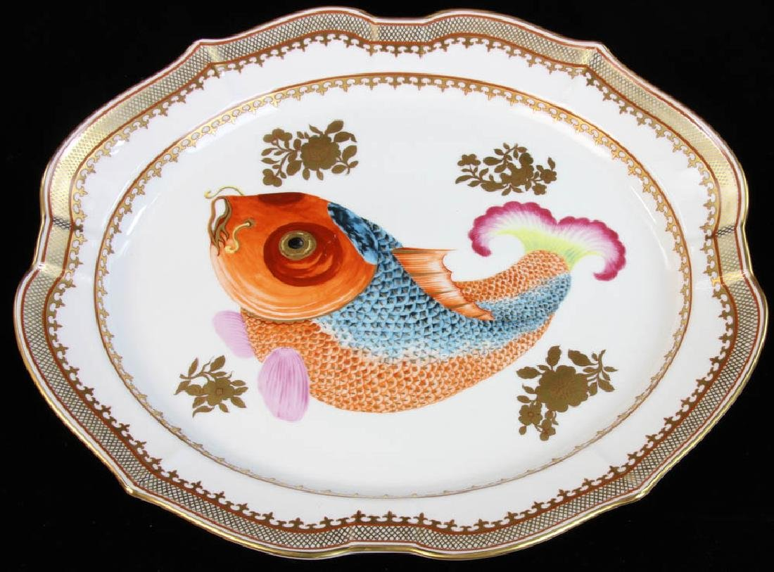 Mottahedeh Chinese Export Style Platter