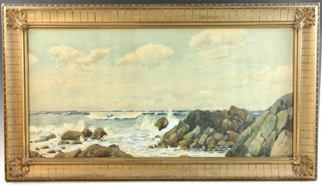 Frank P. Martin Seascape