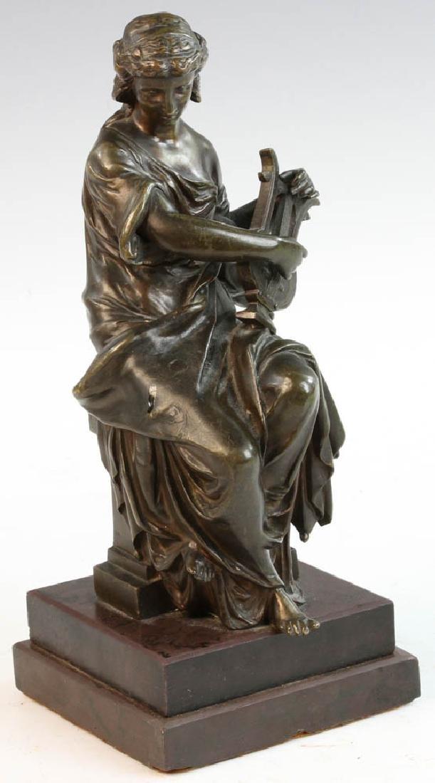 19thC Grand Tour Classical Bronze Sculpture