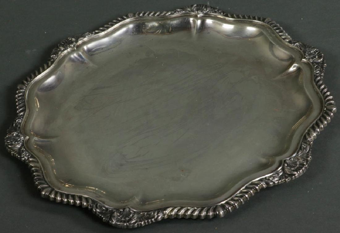 International Sterling Tray Lord Robert