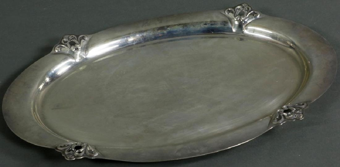 Royal Danish Sterling Tray