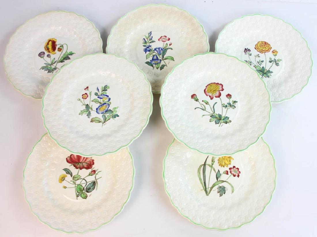 Copeland Spode Botanical Plates