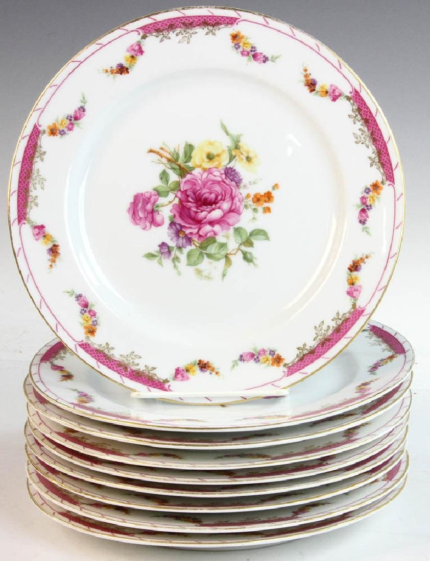 Rosenthal Kings Rose Plates