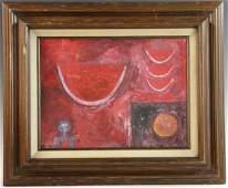 Rufino Tamayo Abstract
