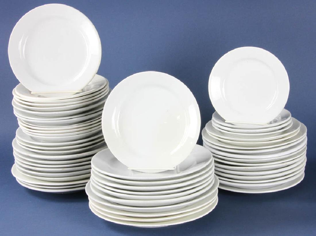 Group of Antique Ironstone Plates