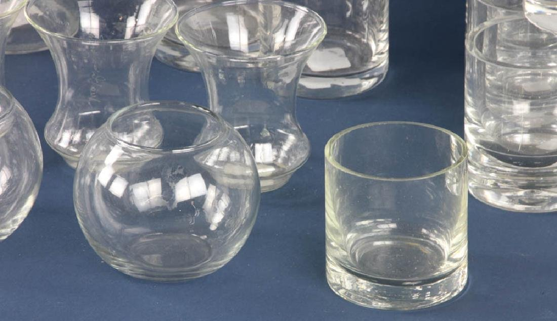 Group of Glass Vases - 2