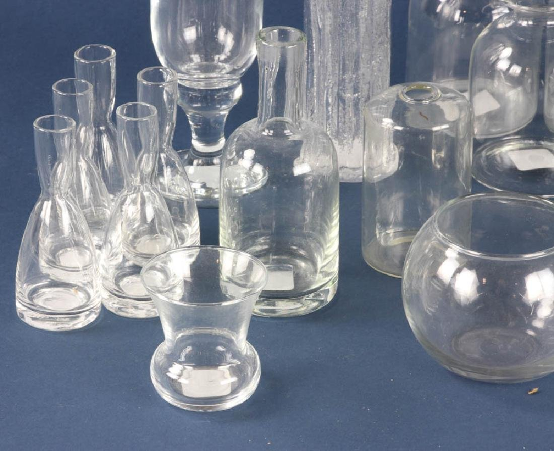 Group of Glass Vases - 3