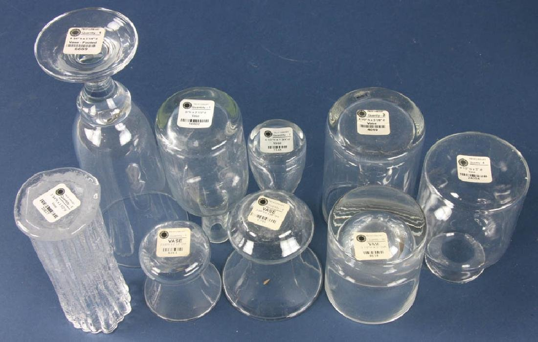 Group of Glass Vases - 4