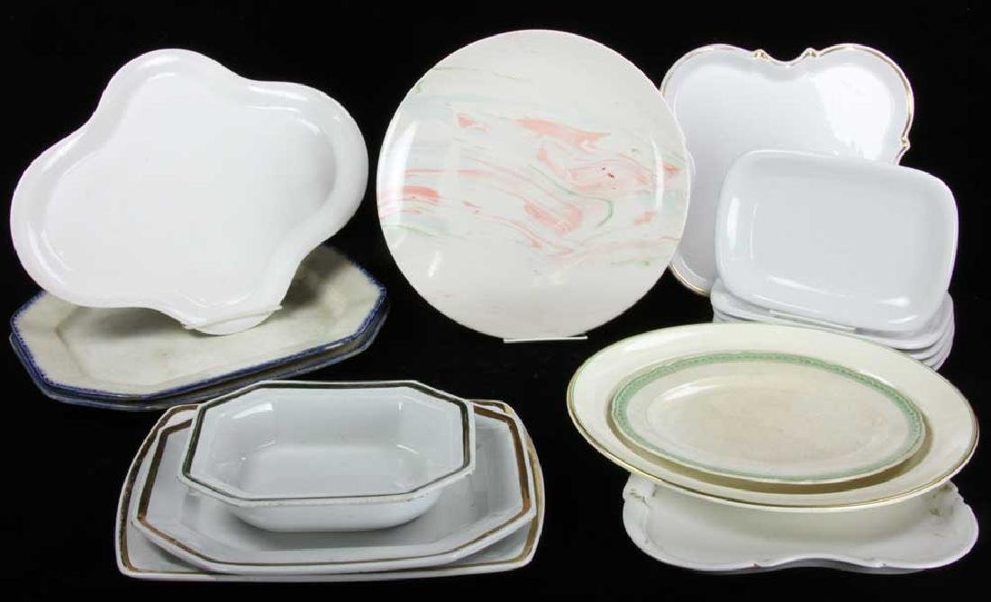 Group of Platters