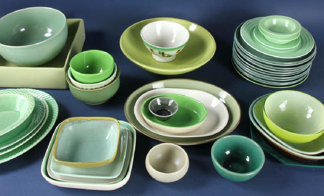 Collection of Plates, Platters, Bowls - 2